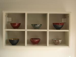 Keramik skåle